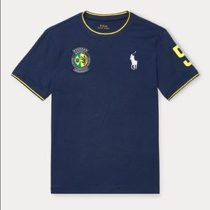 Polo Ralph Lauren Brazil Cotton Jersey T-Shirt